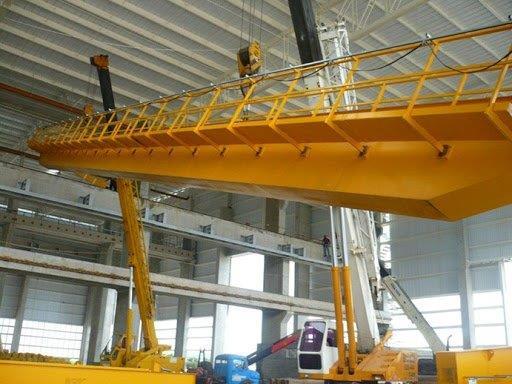Fabricantes de pontes rolantes