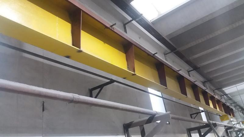 Manutenção ponte rolante são paulo