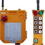 Radio controle para ponte rolante